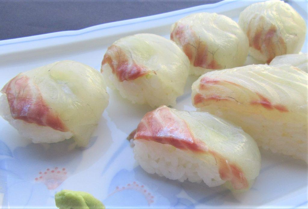 握り寿司(2)